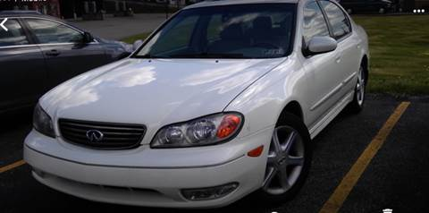 2004 Infiniti I35 for sale at Export Auto Sales in Export PA