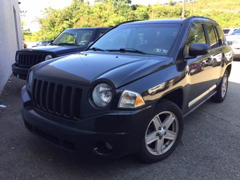 2010 Jeep Compass for sale at Export Auto Sales in Export PA