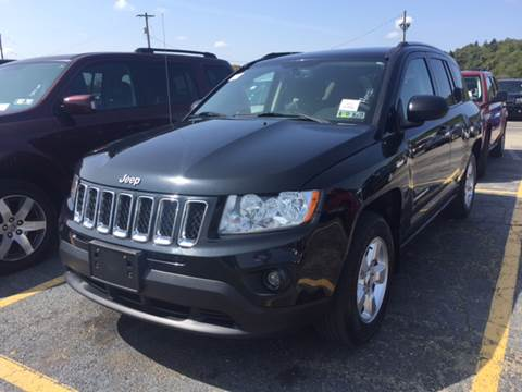 2013 Jeep Compass for sale at Export Auto Sales in Export PA