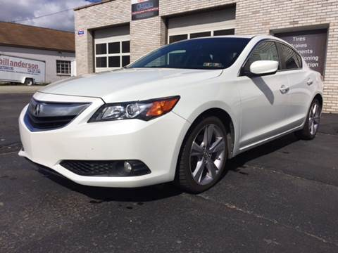 2013 Acura ILX for sale at Export Auto Sales in Export PA