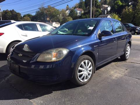 2008 Chevrolet Cobalt for sale at Export Auto Sales in Export PA