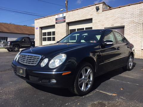 2006 Mercedes-Benz E-Class for sale at Export Auto Sales in Export PA