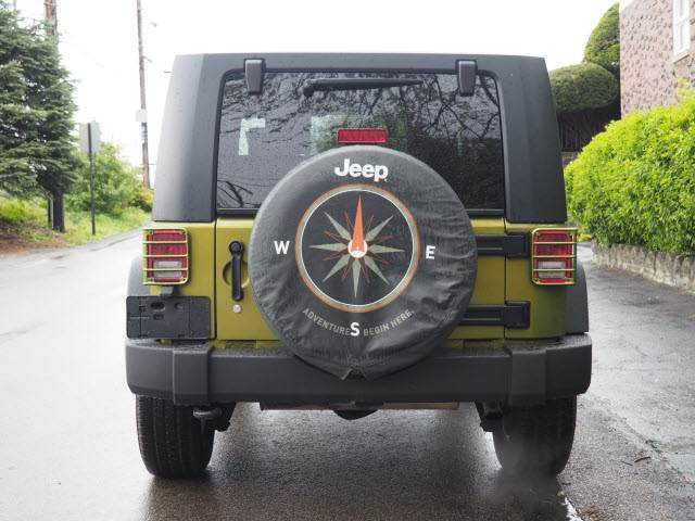 2010 Jeep Wrangler for sale at Export Auto Sales in Export PA