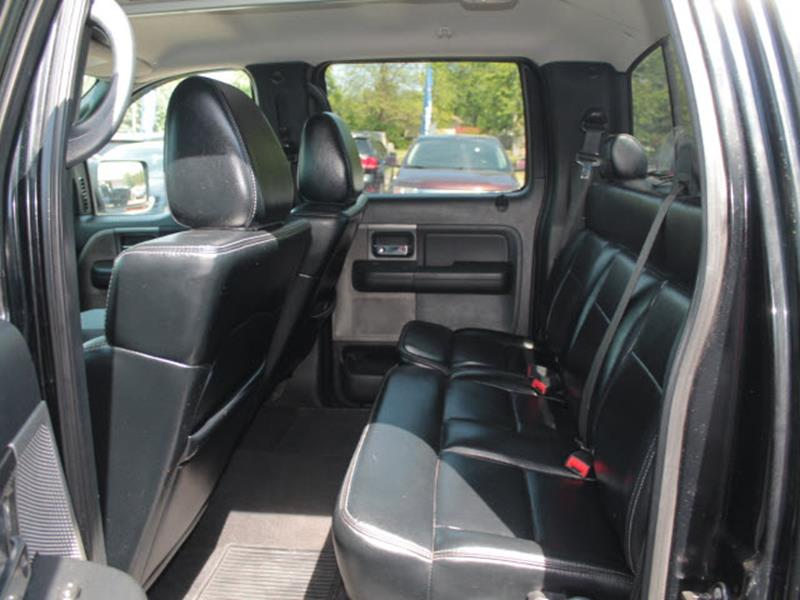 2008 Ford F-150 for sale at Fadel Auto Sales in Battle Creek MI
