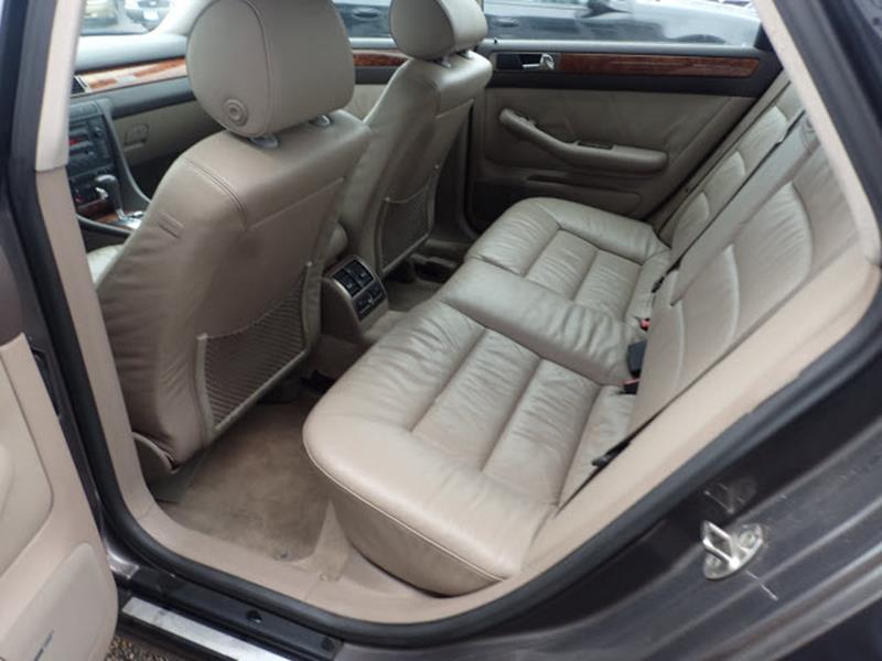 2001 Audi A6 for sale at Fadel Auto Sales in Battle Creek MI