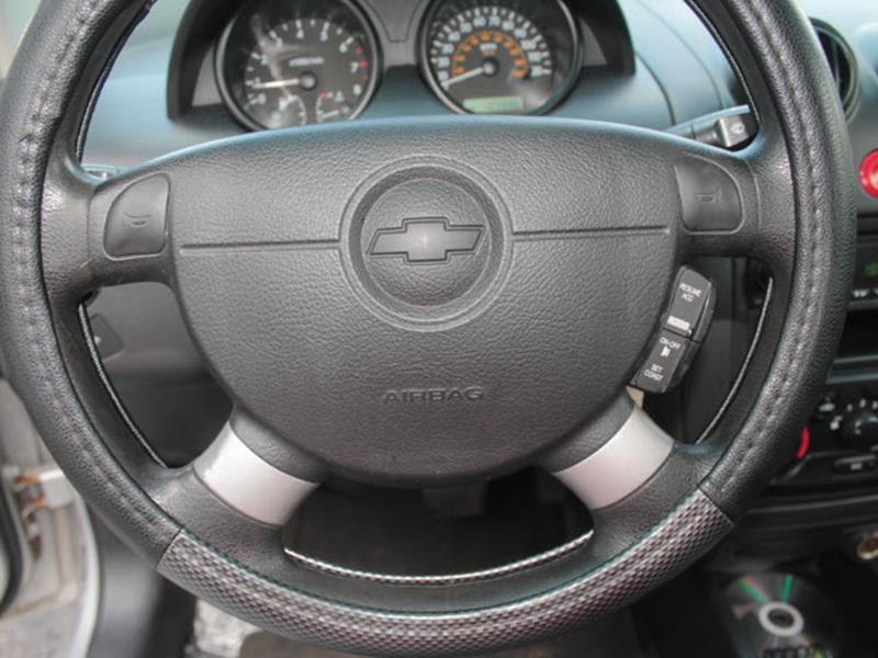 2006 Chevrolet Aveo for sale at Fadel Auto Sales in Battle Creek MI