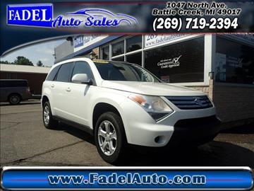 2008 Suzuki XL7 for sale at Fadel Auto Sales in Battle Creek MI