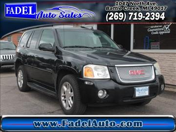 2007 GMC Envoy for sale at Fadel Auto Sales in Battle Creek MI