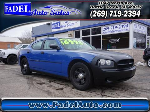2010 Dodge Charger for sale at Fadel Auto Sales in Battle Creek MI