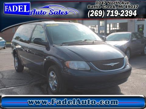 2003 Chrysler Town and Country for sale in Battle Creek, MI