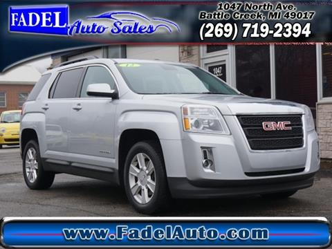 2012 GMC Terrain for sale in Battle Creek, MI
