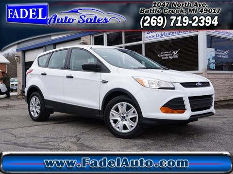 Fadel Auto Sales Car Dealer In Battle Creek Mi