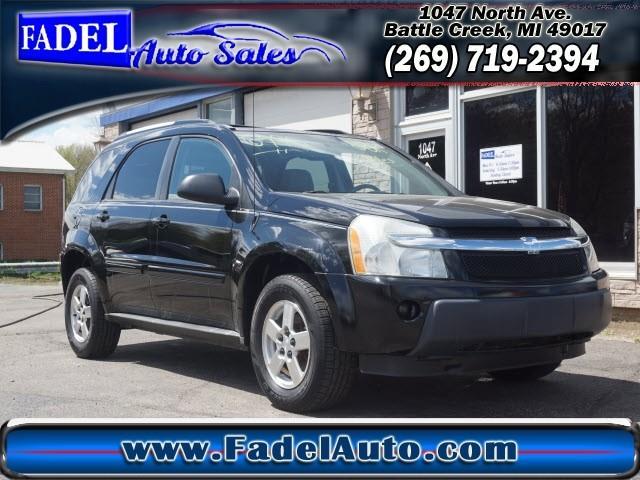 2005 Chevrolet Equinox For Sale At Fadel Auto Sales In Battle Creek MI