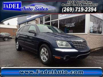 2005 Chrysler Pacifica for sale at Fadel Auto Sales in Battle Creek MI