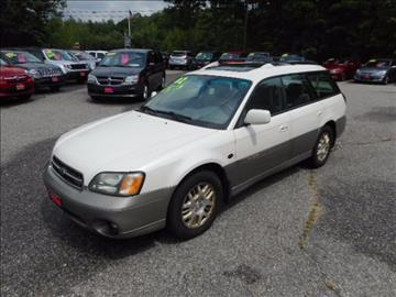 2002 Subaru Outback for sale in Berwick, ME