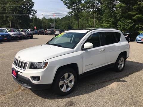 2015 Jeep Compass for sale in Berwick, ME