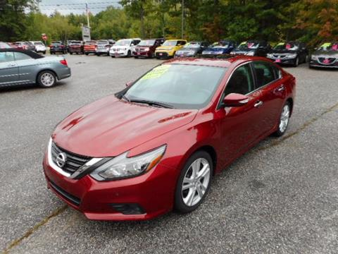 2016 Nissan Altima for sale in Berwick, ME