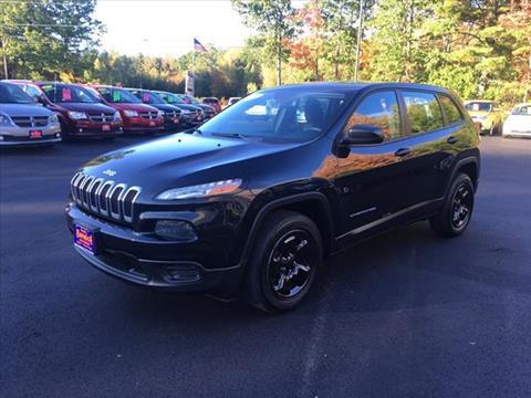 2014 Jeep Cherokee for sale in Berwick, ME