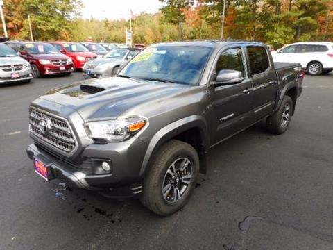 2016 Toyota Tacoma for sale in Berwick, ME