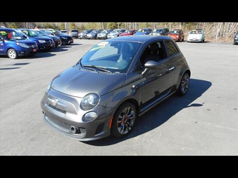 2016 FIAT 500X for sale in Berwick, ME