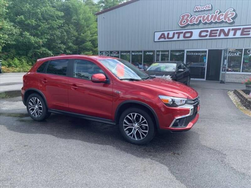 2019 Mitsubishi Outlander Sport for sale at North Berwick Auto Center in Berwick ME