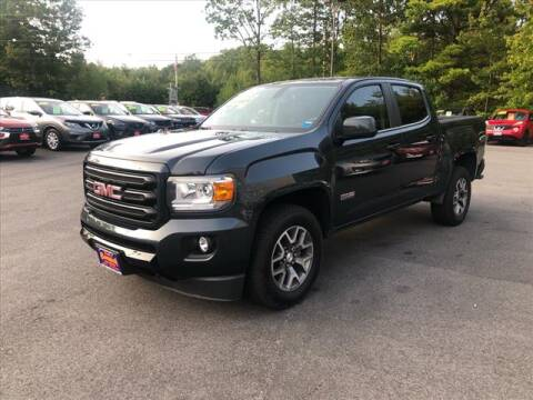 2018 GMC Canyon for sale at North Berwick Auto Center in Berwick ME
