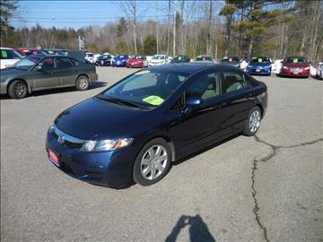 2010 Honda Civic for sale in Berwick, ME