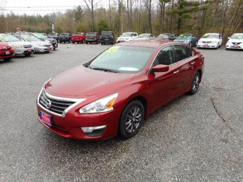 2015 Nissan Altima for sale in Berwick, ME