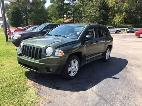 2007 Jeep Compass for sale in Paris, TN