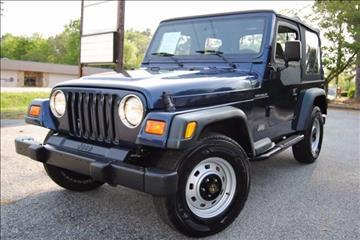 2000 Jeep Wrangler for sale in Marietta, GA