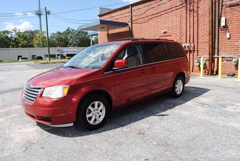 2008 Chrysler Town and Country for sale in Marietta, GA