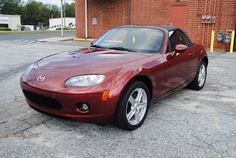 2006 Mazda MX-5 Miata for sale in Marietta, GA
