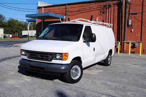 2004 Ford E-Series Cargo for sale in Marietta, GA