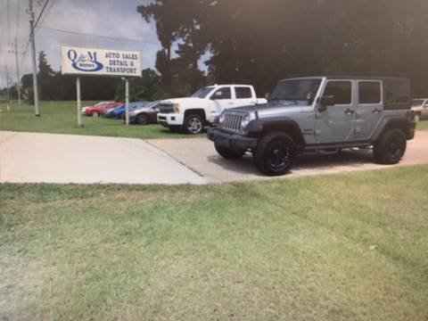 2013 Jeep Wrangler Unlimited for sale in Flowood, MS