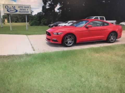 2016 Ford Mustang for sale in Flowood, MS