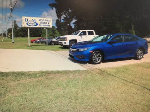 2016 Honda Civic for sale in Flowood, MS