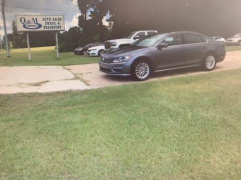 2016 Volkswagen Passat for sale in Flowood, MS