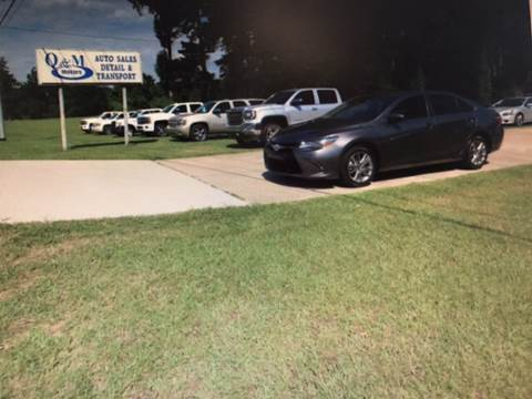 2015 Toyota Camry for sale in Flowood MS