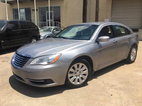 2014 Chrysler 200 for sale in Dallas, TX