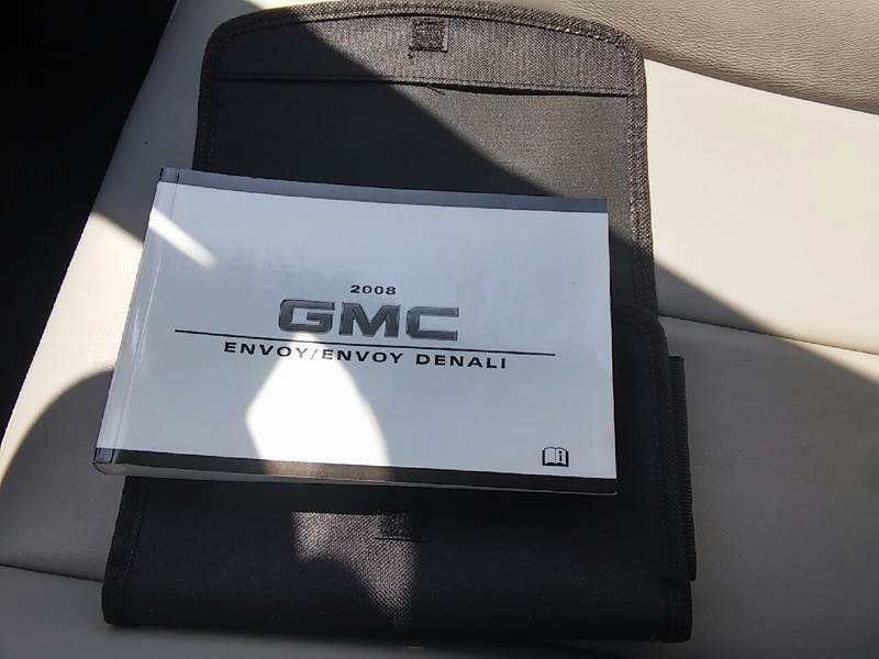 2008 GMC Envoy for sale at COMPTON MOTORS LLC in Sturtevant WI