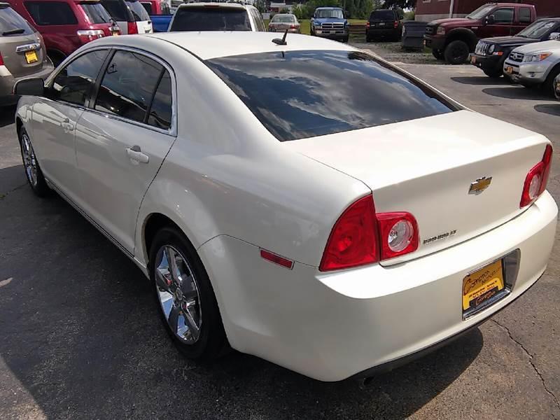 2010 Chevrolet Malibu for sale at COMPTON MOTORS LLC in Sturtevant WI