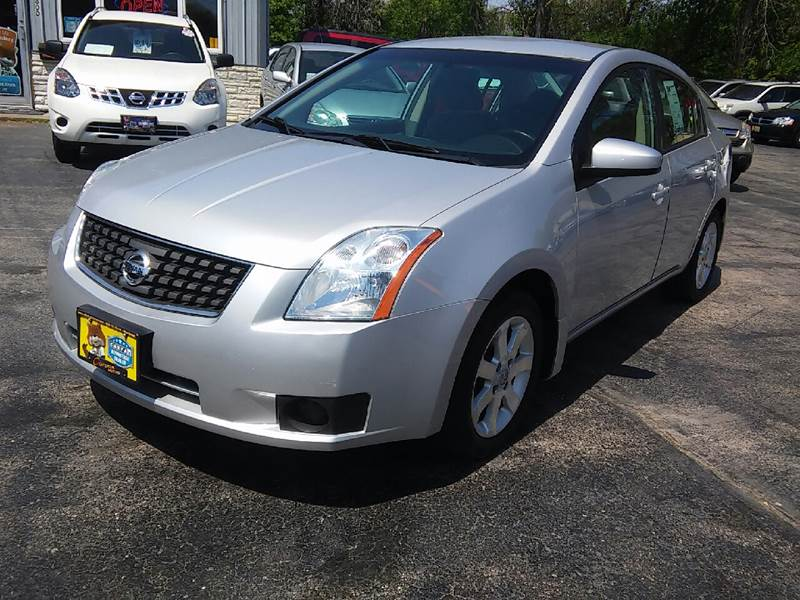 2007 Nissan Sentra for sale at COMPTON MOTORS LLC in Sturtevant WI