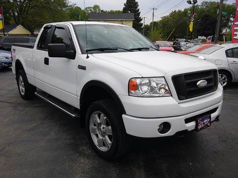 2007 Ford F-150 for sale at COMPTON MOTORS LLC in Sturtevant WI