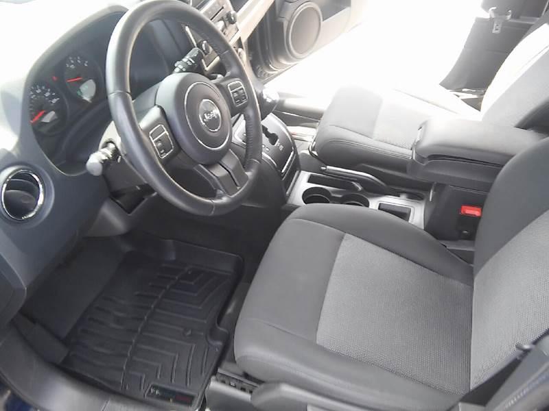 2012 Jeep Patriot for sale at COMPTON MOTORS LLC in Sturtevant WI