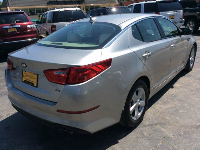 2015 Kia Optima for sale at COMPTON MOTORS LLC in Sturtevant WI