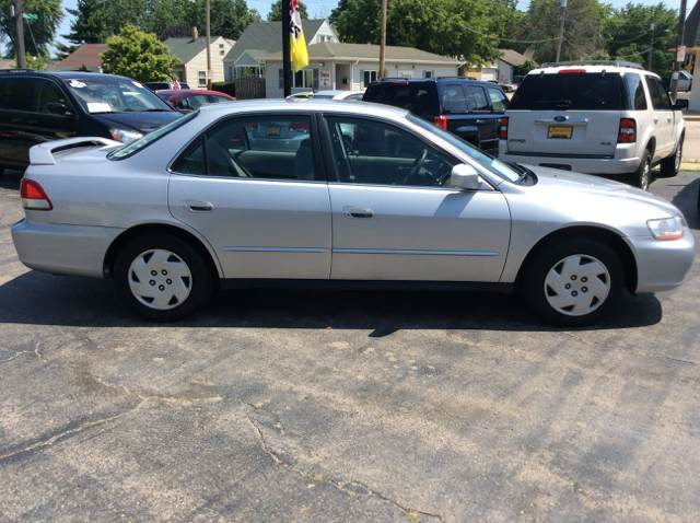 2001 Honda Accord for sale at COMPTON MOTORS LLC in Sturtevant WI