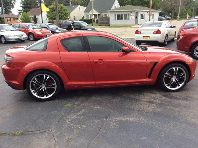 2004 Mazda RX-8 for sale at COMPTON MOTORS LLC in Sturtevant WI