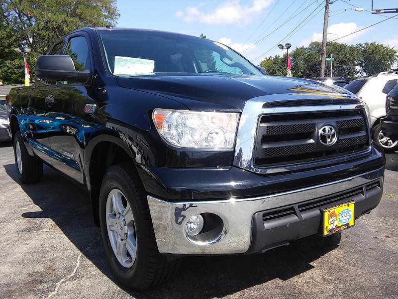 2010 Toyota Tundra for sale at COMPTON MOTORS LLC in Sturtevant WI