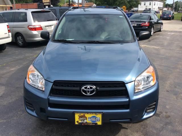 2011 Toyota RAV4 for sale at COMPTON MOTORS LLC in Sturtevant WI