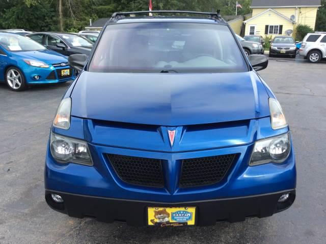 2004 Pontiac Aztek for sale at COMPTON MOTORS LLC in Sturtevant WI